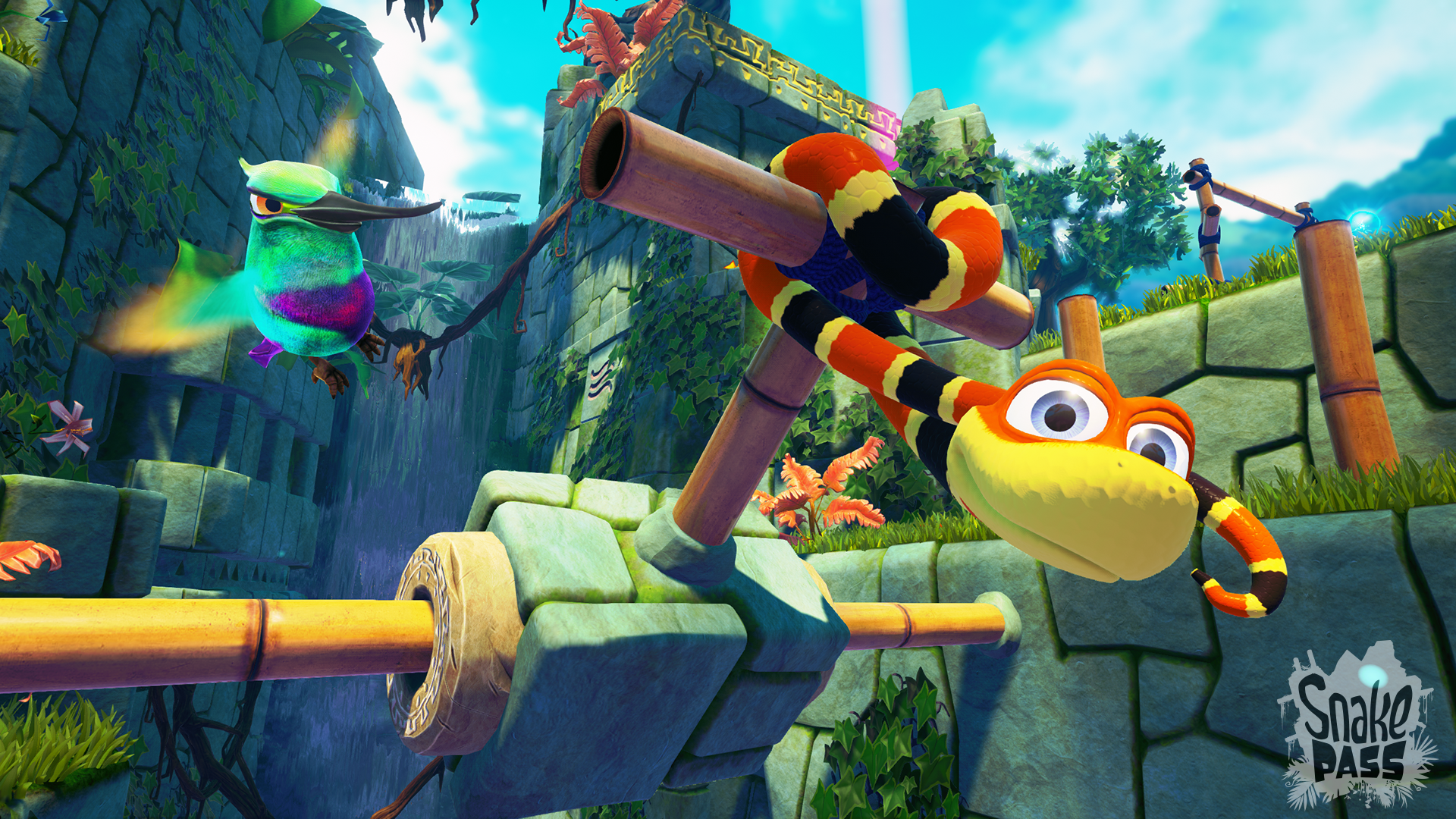 Snake Pass Nintendo Switch Patch Now Available