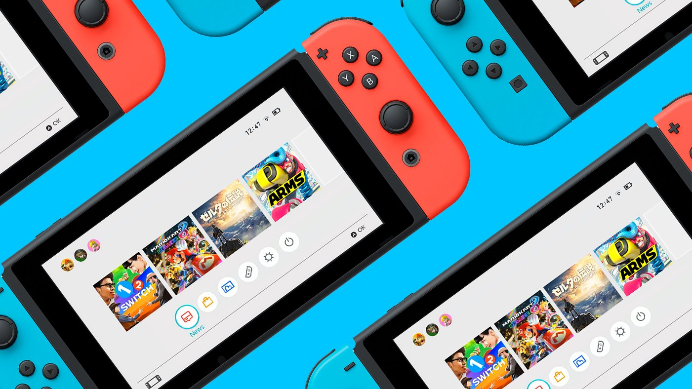 Japan: Early Nintendo Switch Sales Outpacing PlayStation 4