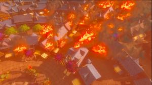 When Calamity Ganon struck, all hell broke loose.