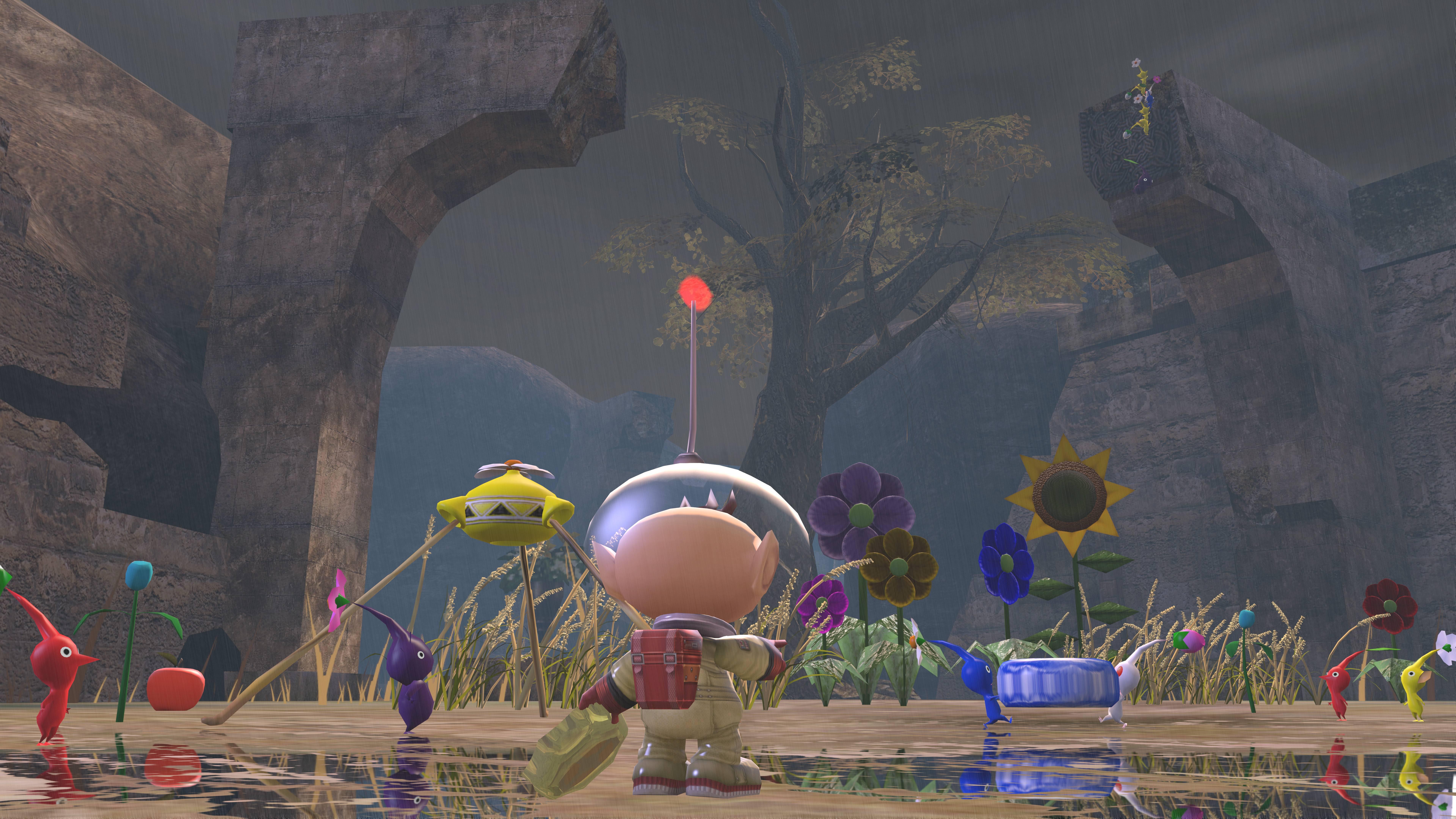 Pikmin 2 Arrives On Wii U Virtual Console Tomorrow In North America