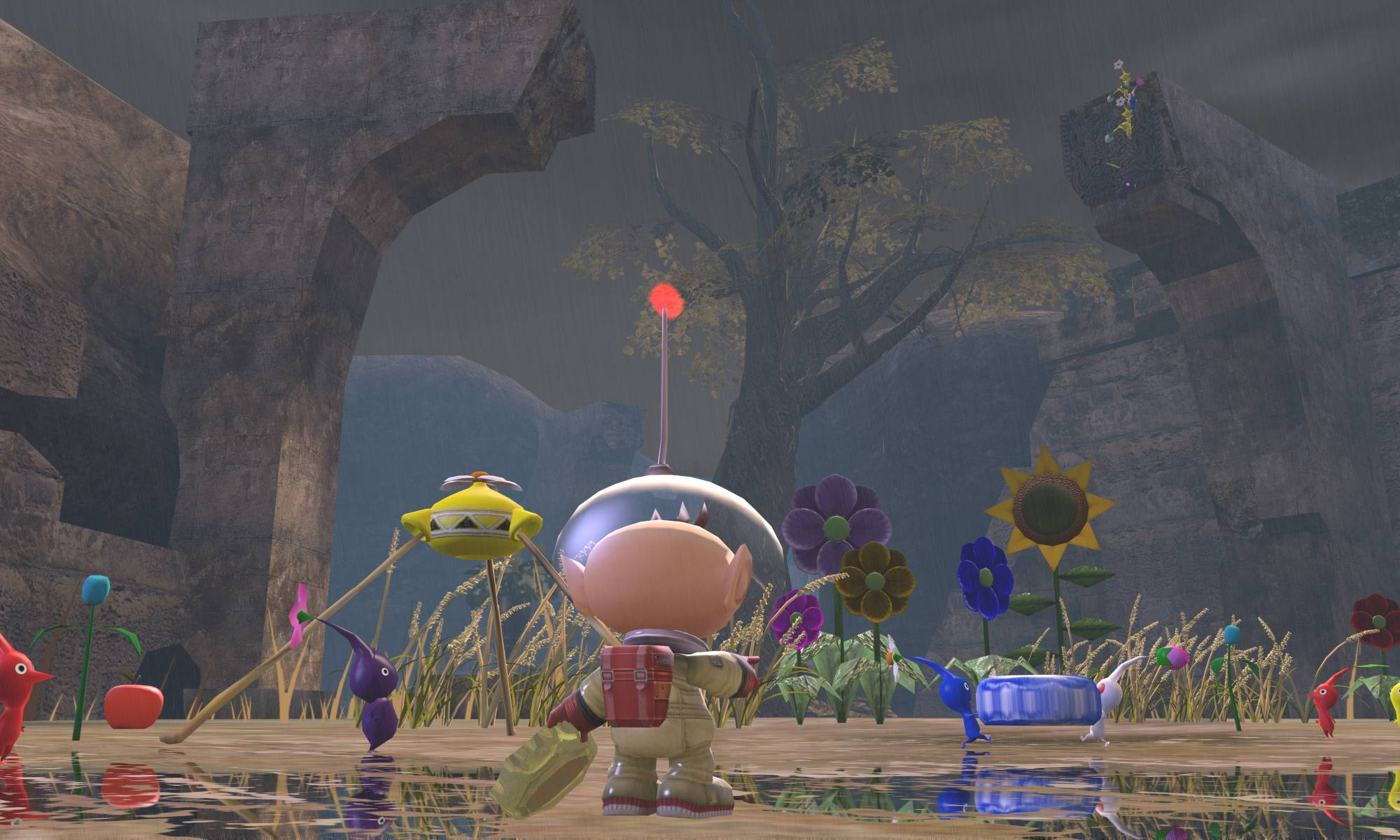 Pikmin 2 Arrives On Wii U Virtual Console Tomorrow In North