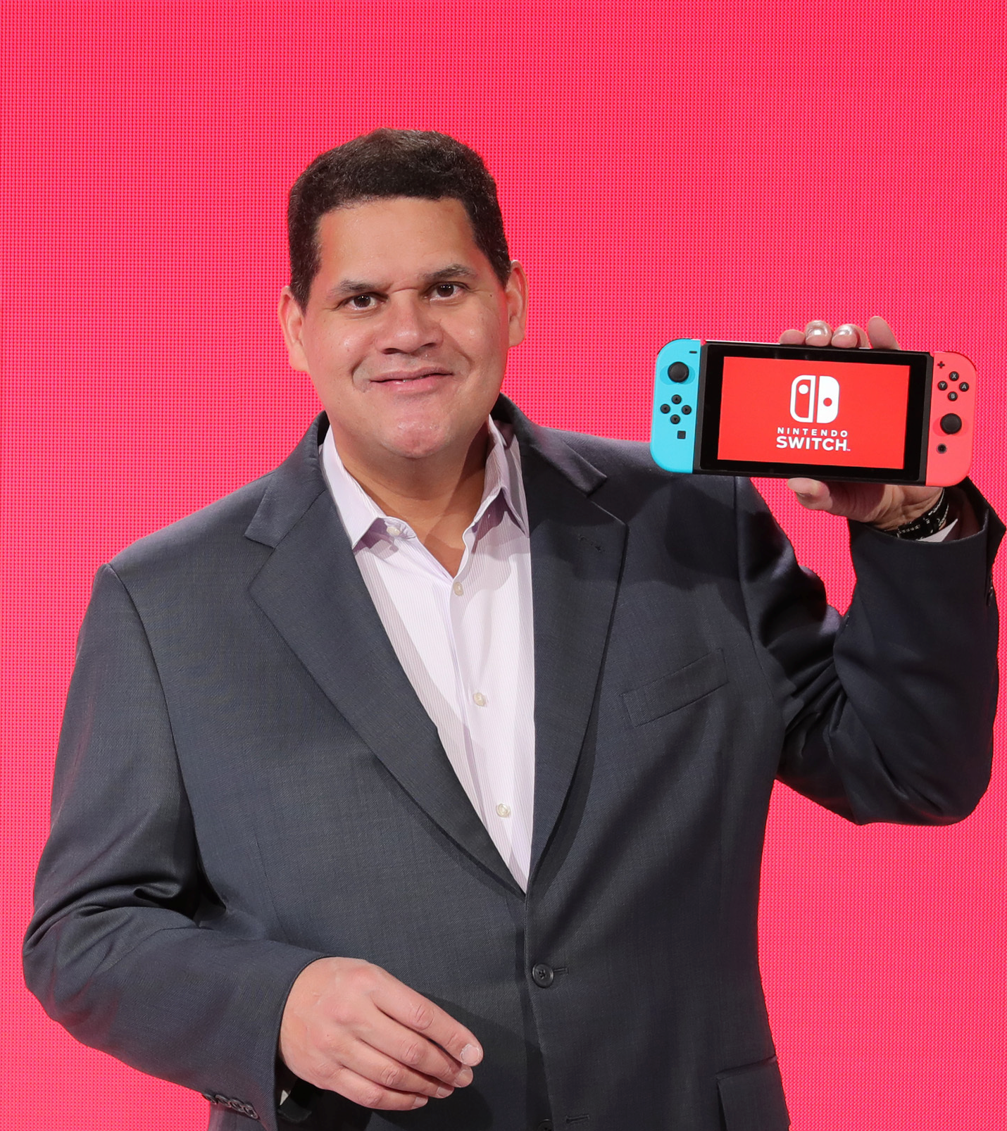 Nintendo Switch in stock at Toys R Us starting tomorrow