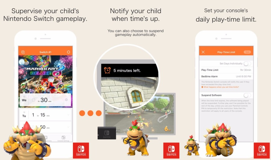 Parental Controls app