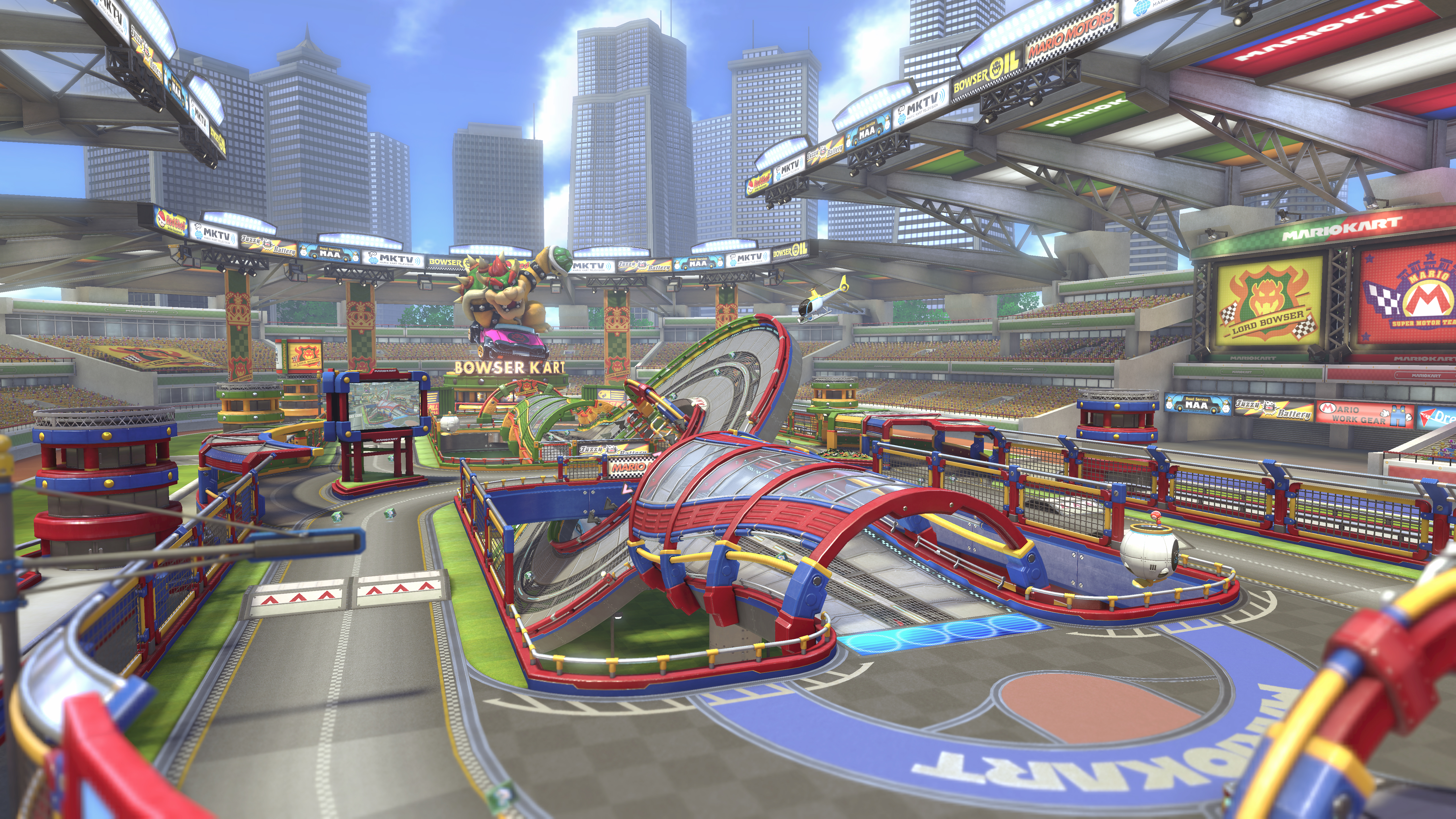 Here S The Accolades Trailer For Mario Kart 8 Deluxe My Nintendo