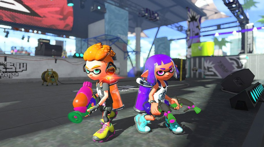 Nintendo Just Revealed Another Splatoon 2 Map Called Starfish