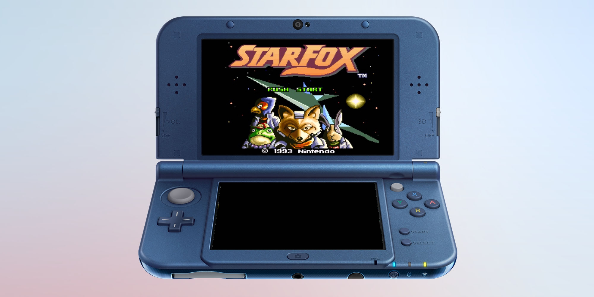 Nintendo Cancelled A 3DS Remake Of The Original SNES Star Fox | My