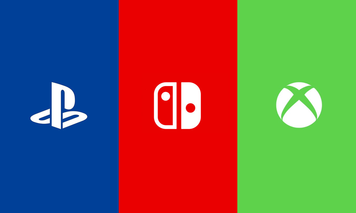 Top Video Game Companies By Game Revenues For The First Half