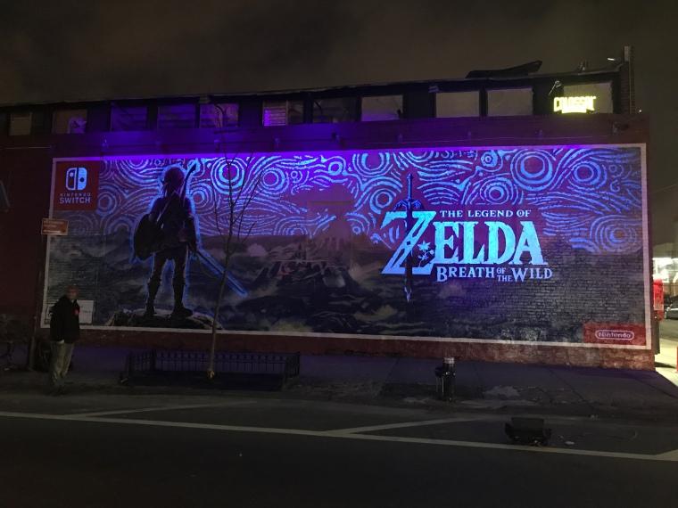 Zelda_mural_night