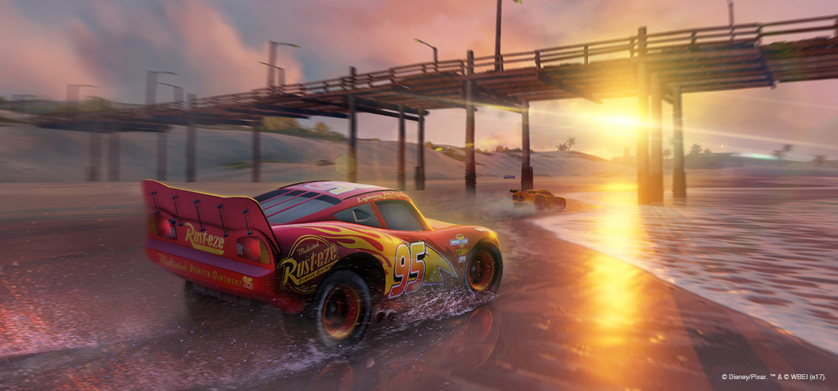 Check Out This Cars 3: Driven To Win Gameplay Trailer