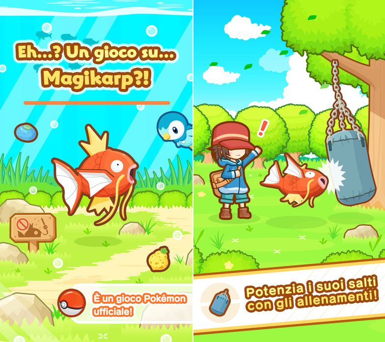 c9395160 Pokemon: Magikarp Jump Starting To Roll Out On iOS | My Nintendo News