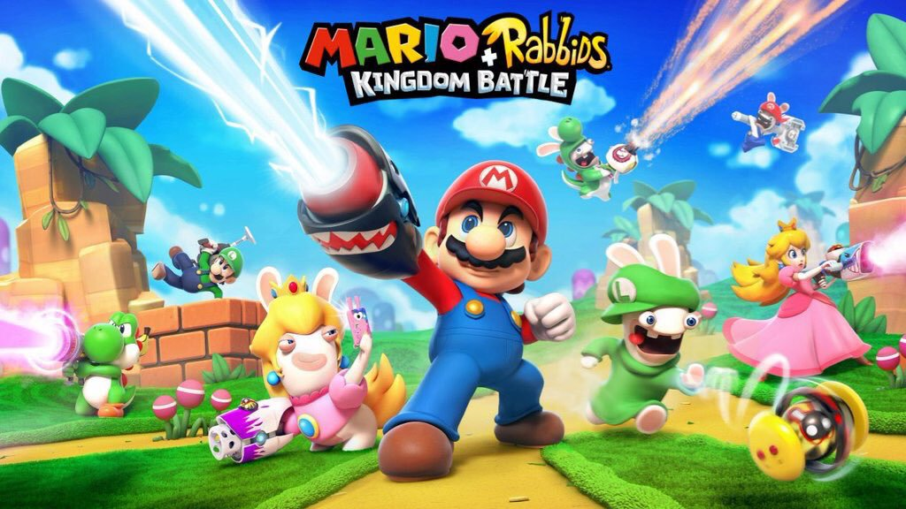 Mario + Rabbids: Kingdom Battle Has Been Rated In Brazil