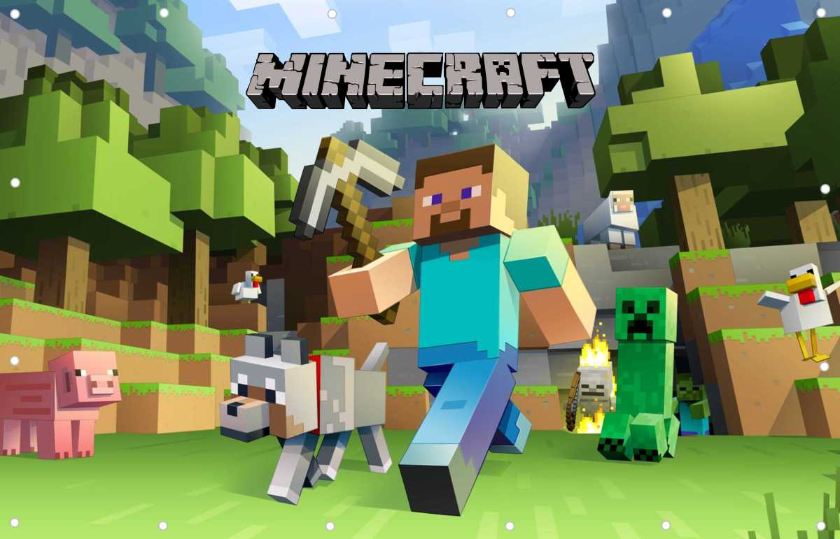 Minecraft Glide Myths Track Pack Update Now Available For Switch 3 Way Wii U My Nintendo News