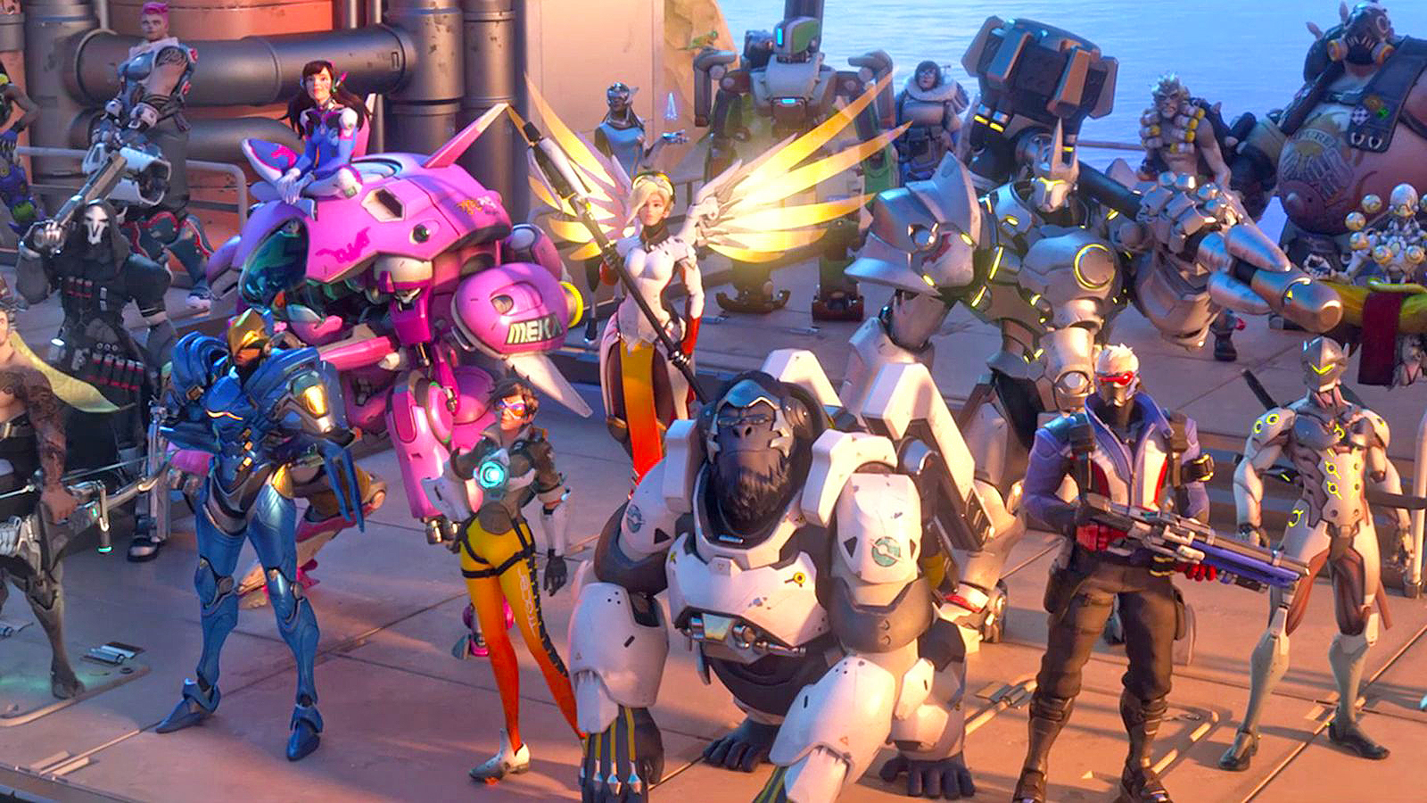 Famitsu Readers Vote Overwatch Over Splatoon As Best First And Third Person Shooter