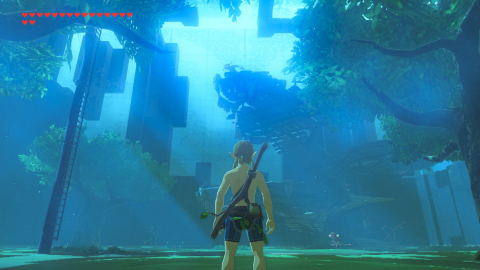 Nintendo Reveals First Breath of The Wild DLC, The Master Trials
