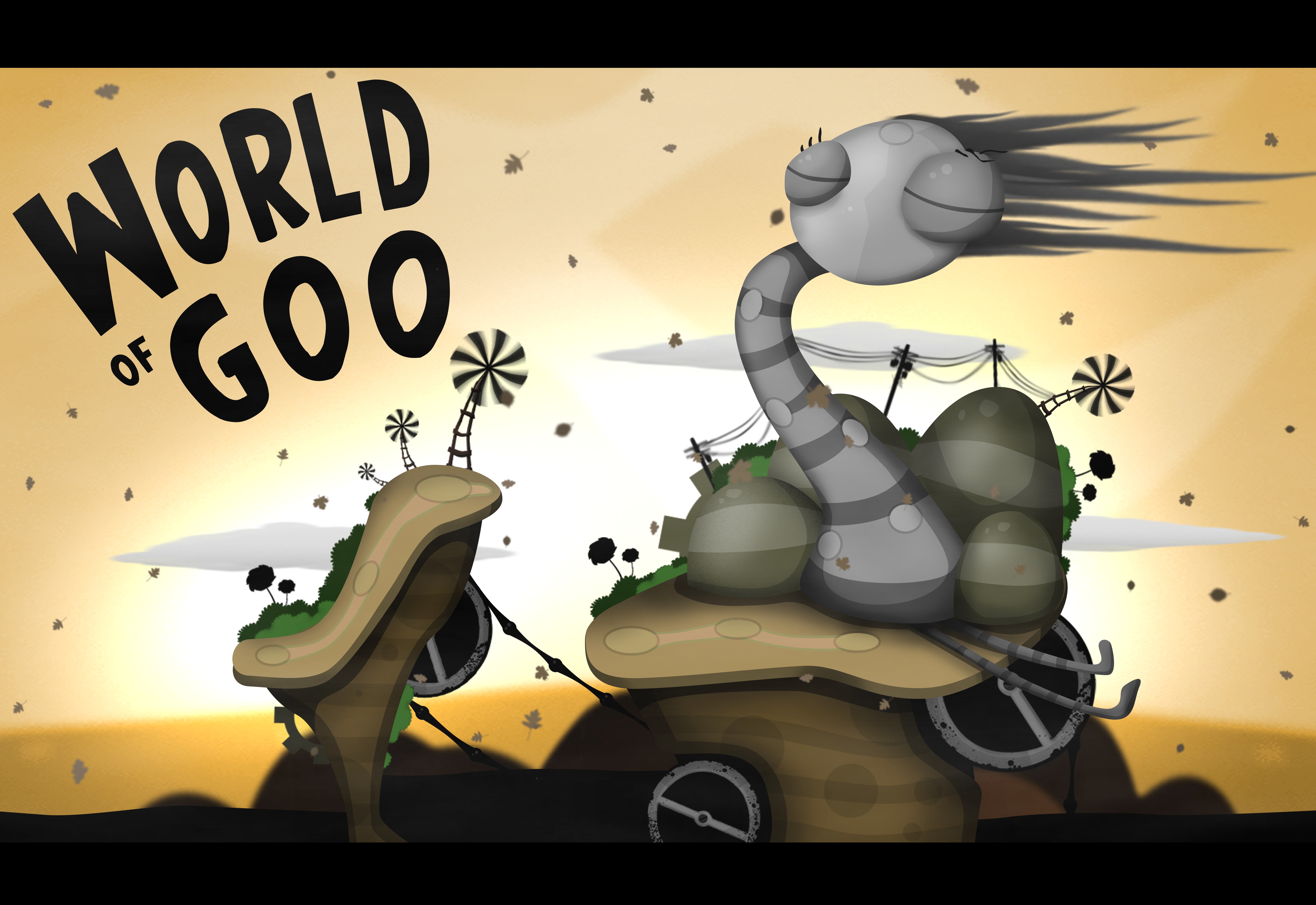 Human Resource Machine, Little Inferno And World Of Goo Are Coming To Nintendo Switch In Japan