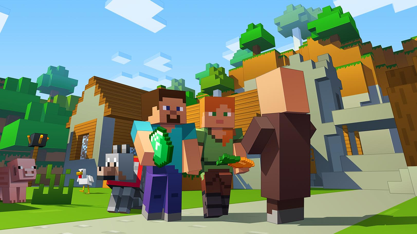 Here's A Look At The Minecraft Super Duper Graphics Pack