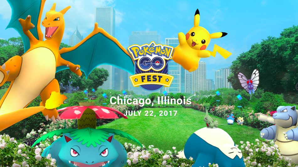 A Few Pokémon Go Fest Attendees Are Suing Niantic