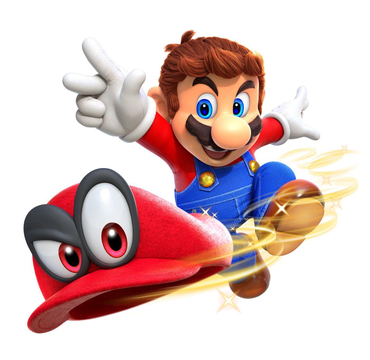 Digital Foundry Go Hands On With Super Mario Odyssey E3 2017