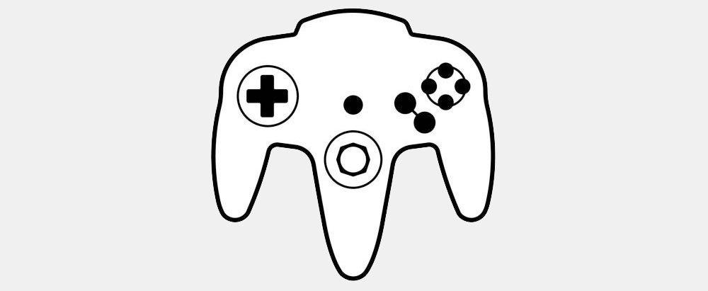 Nintendo Trademarks Nintendo 64 Controller In Europe
