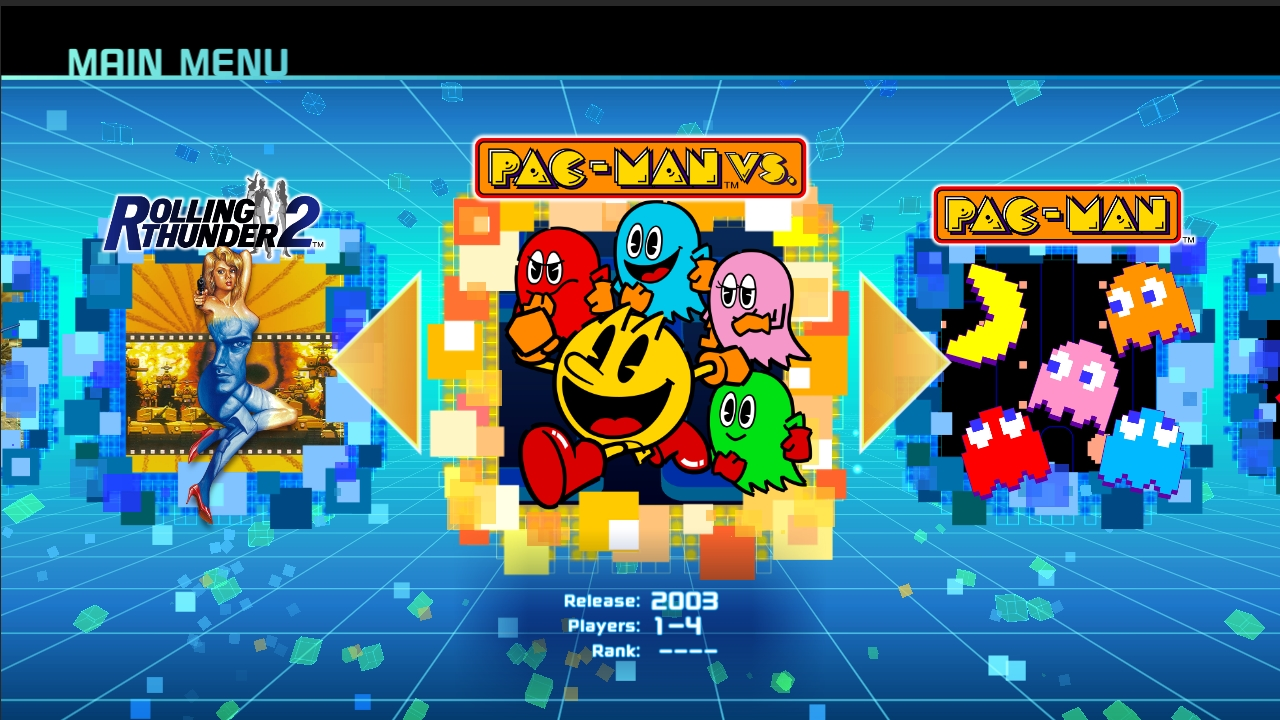 Here's The Launch Trailer For Namco Museum For Nintendo Switch