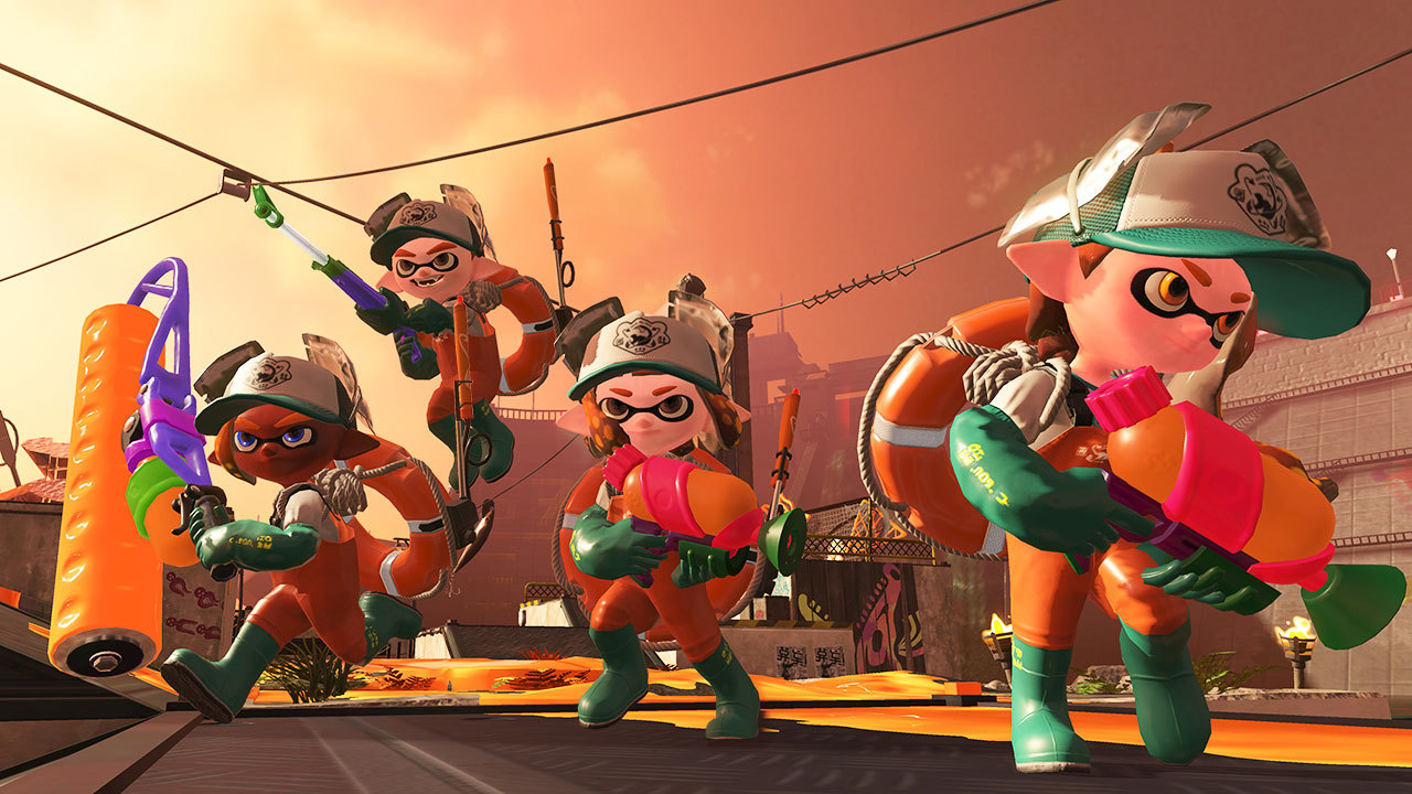 Kotaku Find Out What Pros Think After A Week With Splatoon 2