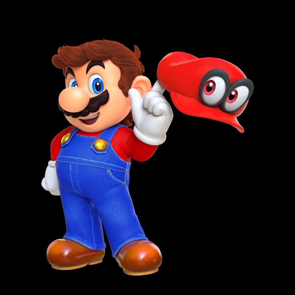 Mario Hair Design