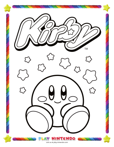 kirby_coloring_page_25th_anniversary-5