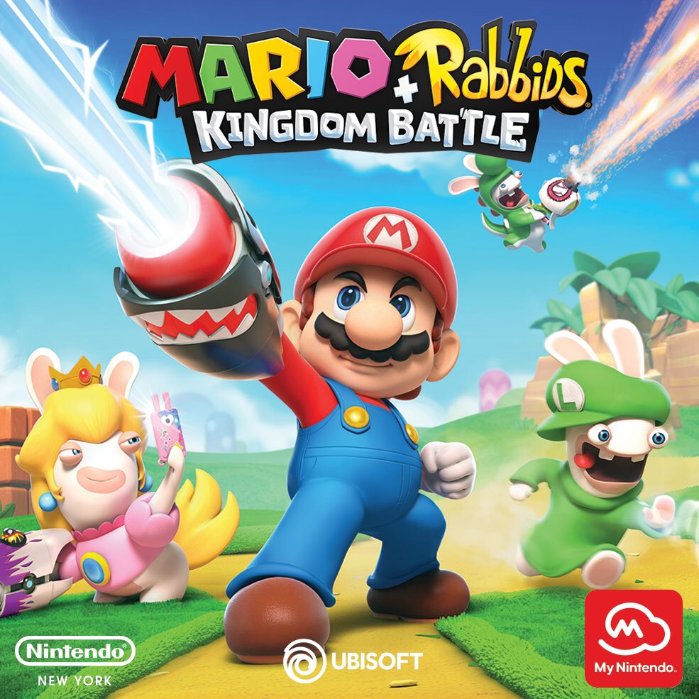 Mario + Rabbids: Kingdom Battle Is The Best-Selling Third-Party Game On Switch