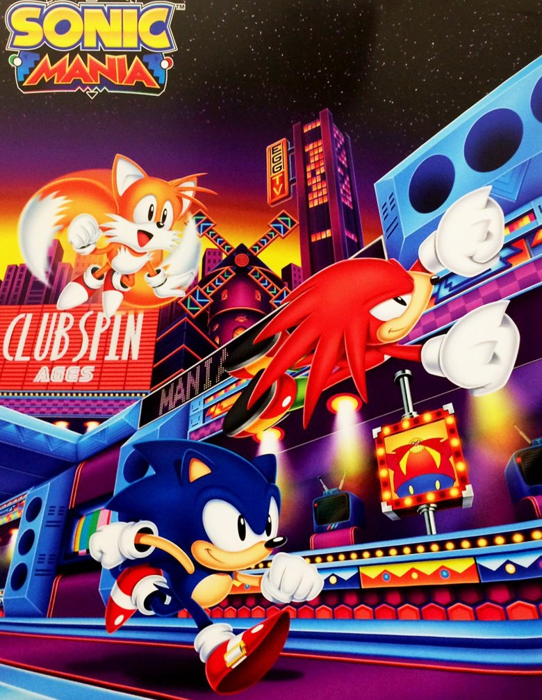 Video: Listen To A Special Remix Of Discovery From Sonic Mania | My