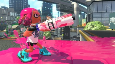 splatoon_2_Splat_Brella_weapon_inkling_girl_screenshot