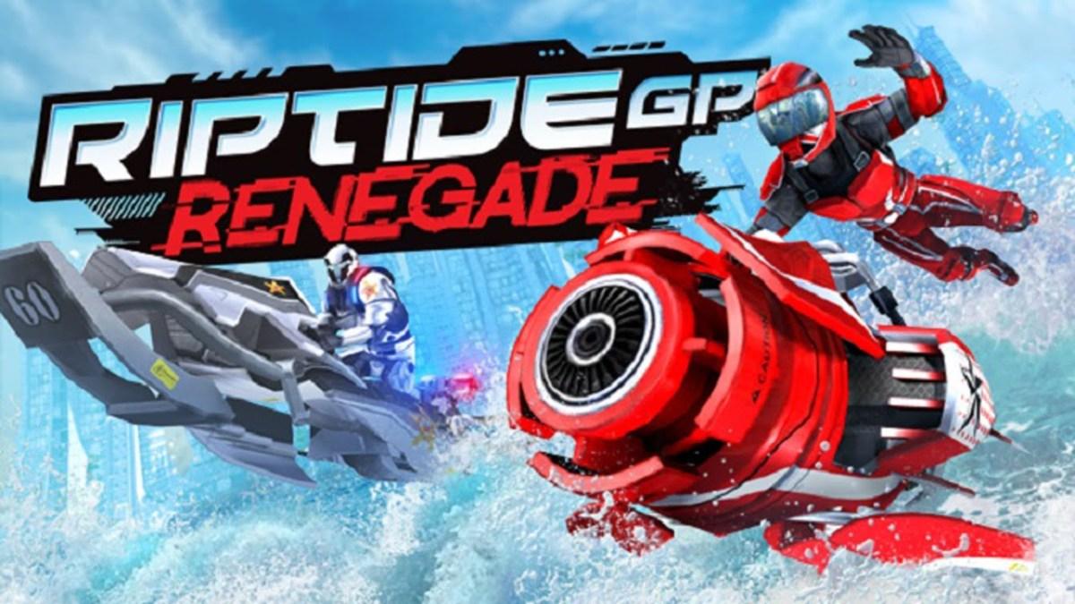 Resultado de imagen de Riptide GP: Renegade Switch Nintendo