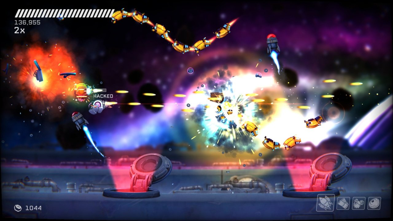 Two Tribes Says Rive Runs Smoother On The Switch Than The PS4 Version