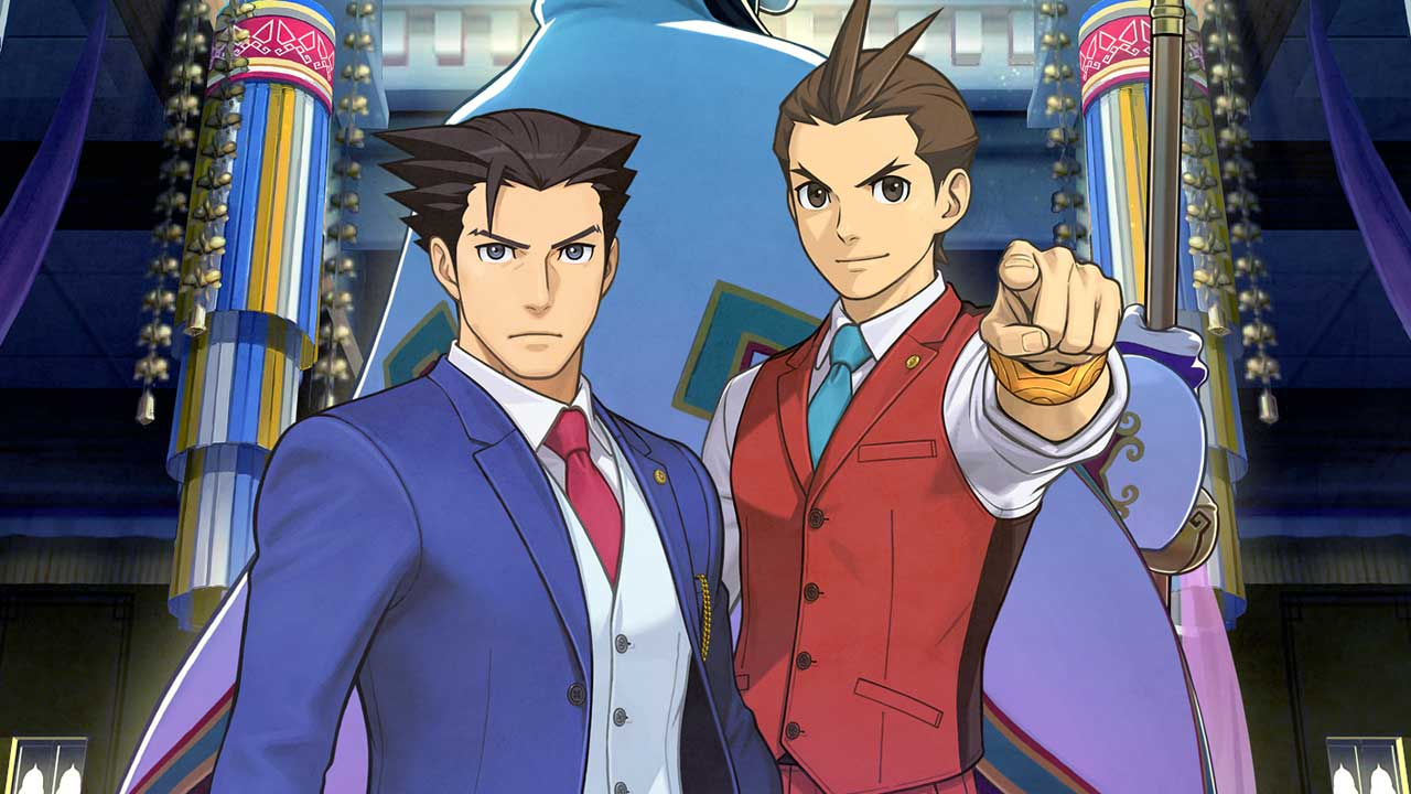 Phoenix Wright: Ace Attorney Spirit Of Justice Now Available For iOS & Android