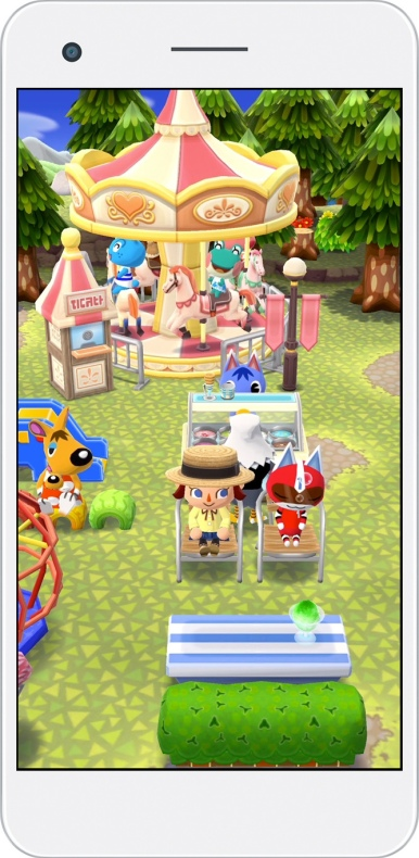 Have you crafted the Merry-go-round camp amenity yet?