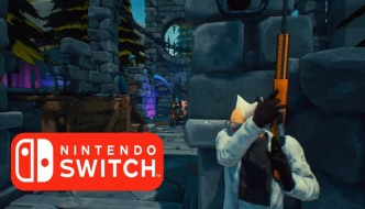 Video: Crazy Justice Nintendo Switch And Xbox One Cross-Play