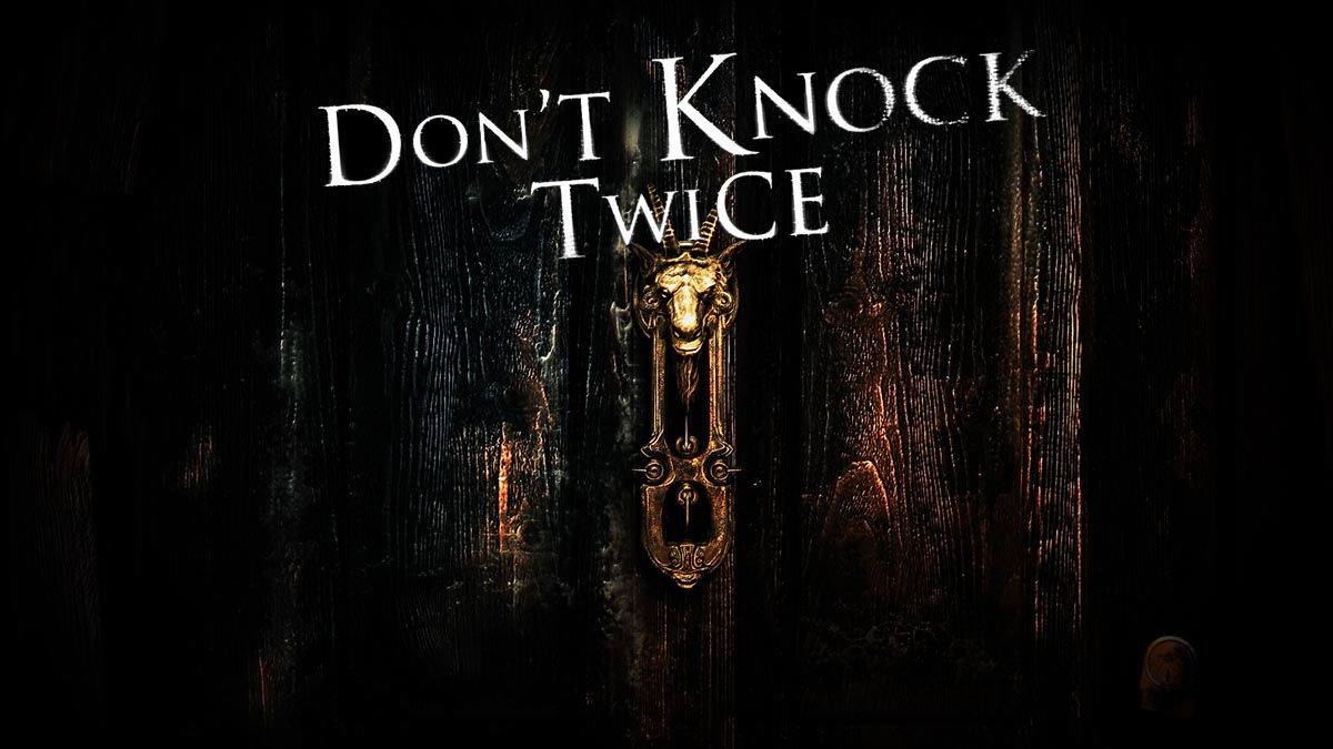DonT Knock Twice Kinox