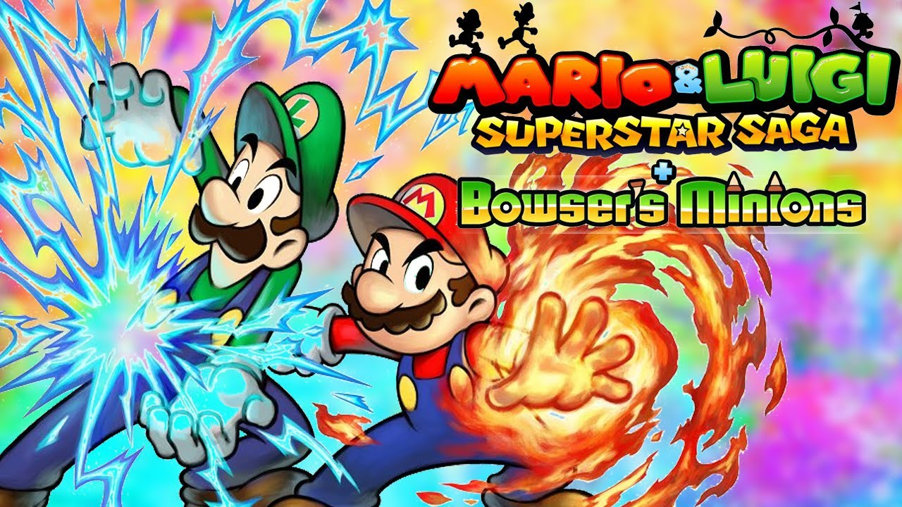 AlphaDream, developers of the Mario & Luigi series, file for bankruptcy