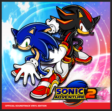 Sonic Adventure 1 And 2 Vinyl Editions Announced My