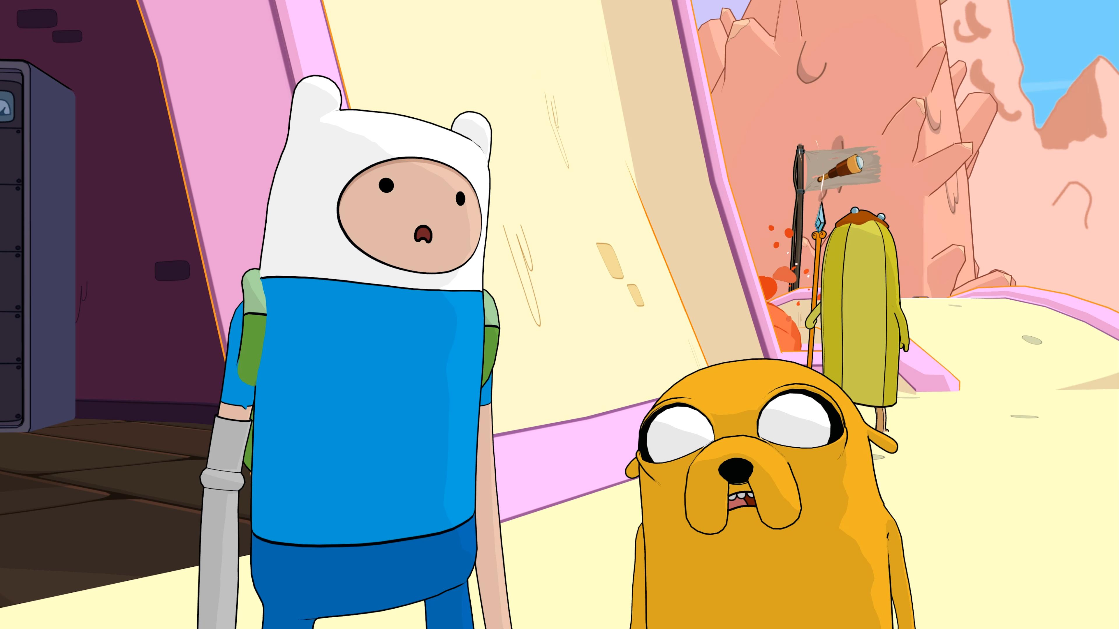 Adventure Time: Pirates Of The Enchiridion Heading To Nintendo