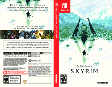 Skyrim-Switch_BLUE_Alternate_Cover