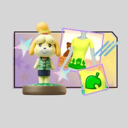 Style_Savvy_Styling_Star_amiibo_animal_crossing_isabelle