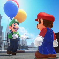 "Nintendo was thinking of a ""drastic costume change"" for Luigi in Super Mario Odyssey"