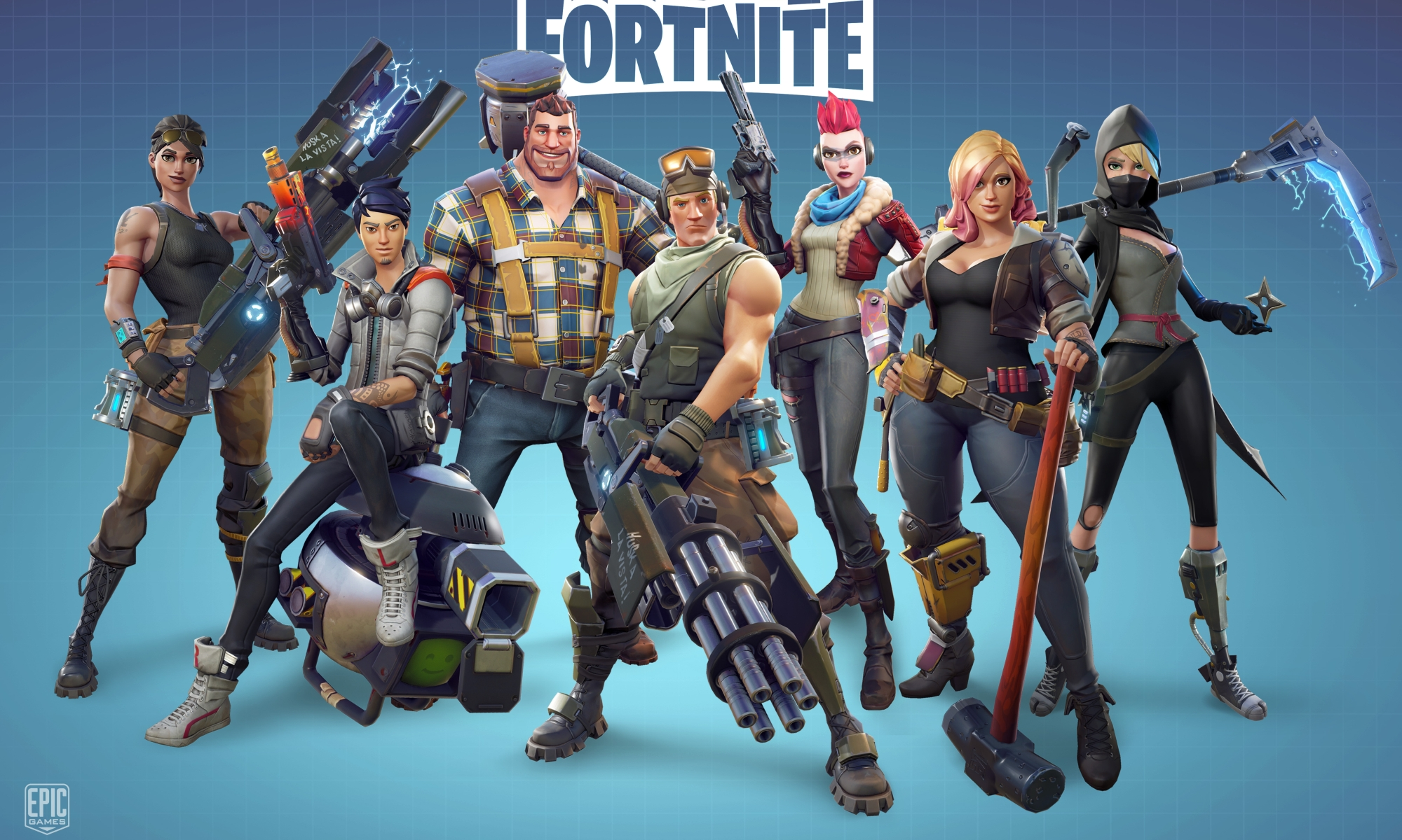 Epic Games May Bring Fortnite To Nintendo Switch My