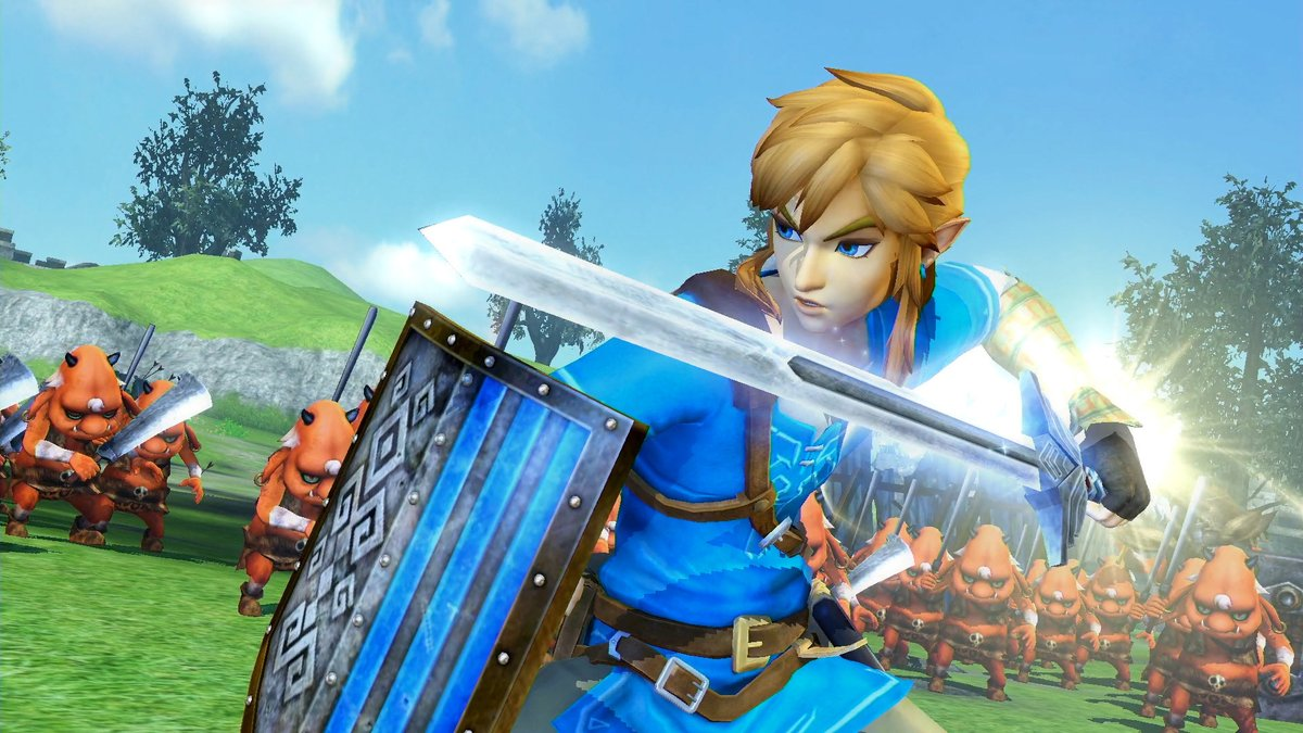 Video New Trailer For Hyrule Warriors Definitive Edition On Nintendo Switch My Nintendo News