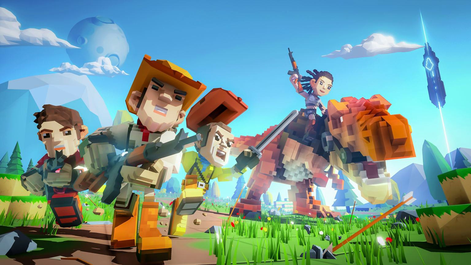 Open World Sandbox Survival Title PixARK Coming To Nintendo