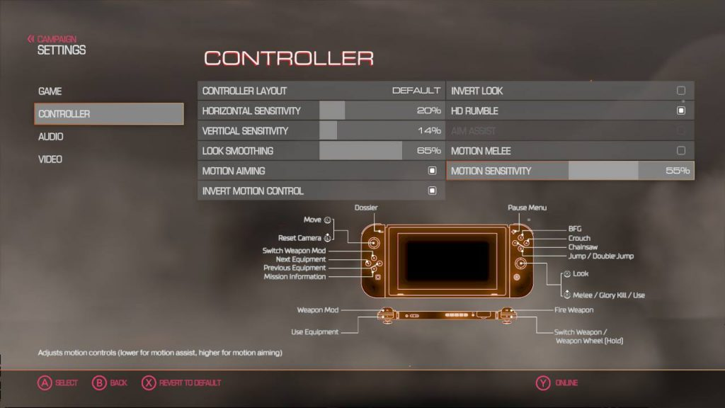 The Switch Version Of Doom Now Has Motion Controls | My