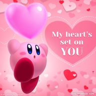 Kirby_Valentine_Friend_Heart