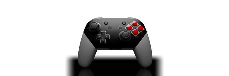 nes_themed_switch_pro_controller