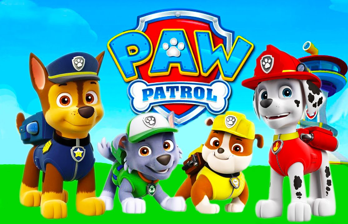 Outright Games And Nickelodeon Partner For Paw Patrol Game