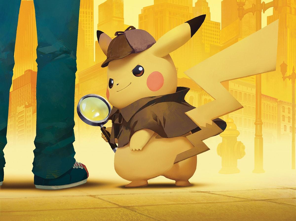 Review Detective Pikachu My Nintendo News